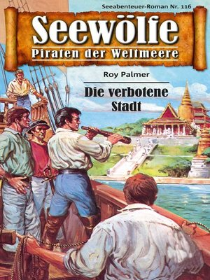 cover image of Seewölfe--Piraten der Weltmeere 116