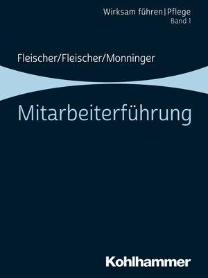 cover image of Mitarbeiterführung