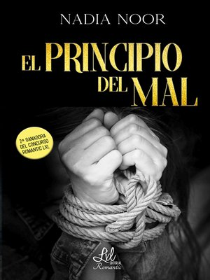 cover image of El principio del mal