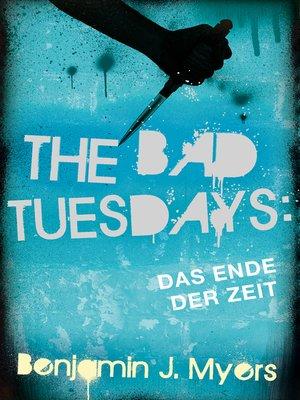 cover image of Das Ende der Zeit