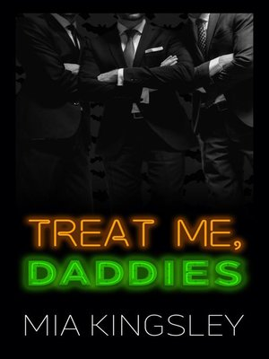 cover image of Treat Me, Daddies