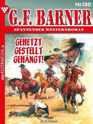 cover image of G.F. Barner 130 – Western