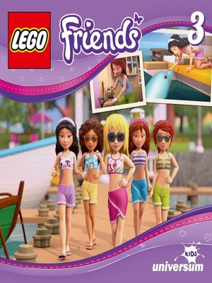 cover image of LEGO Friends