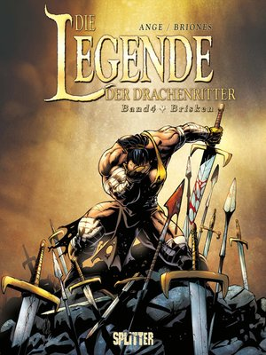 cover image of Die Legende der Drachenritter. Band 4