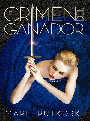 cover image of El crimen del ganador