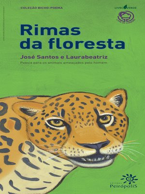 cover image of Rimas da floresta