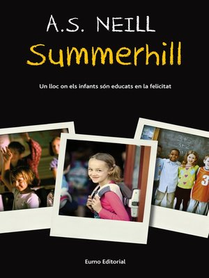 cover image of Summerhill