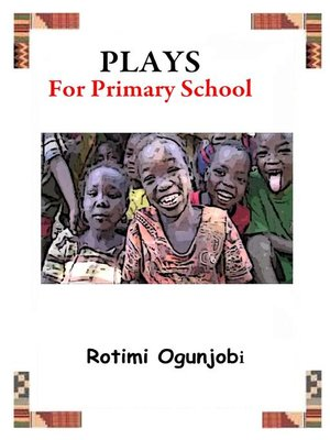 cover image of Plays for Primary School