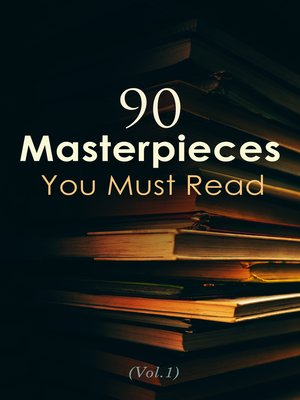 cover image of 90 Masterpieces You Must Read (Volume1)