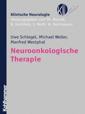 cover image of Neuroonkologische Therapie
