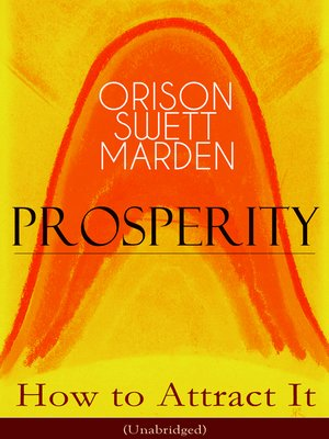 cover image of Prosperity--How to Attract It (Unabridged)