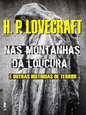 cover image of Nas montanhas da loucura