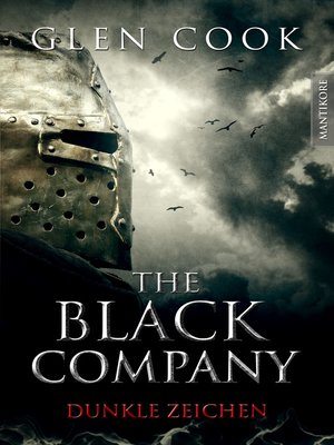Glen Cook Black Company Ebook