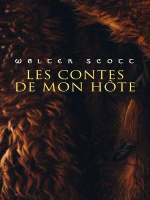 cover image of Les contes de mon hôte