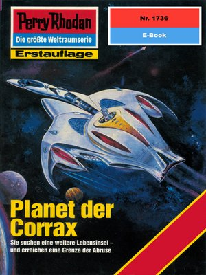 cover image of Perry Rhodan 1736