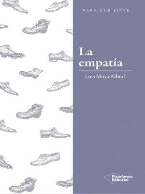 cover image of La empatía
