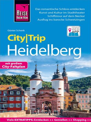 cover image of Reise Know-How CityTrip Heidelberg