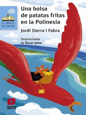 cover image of Una bolsa de patatas fritas en la Polinesia