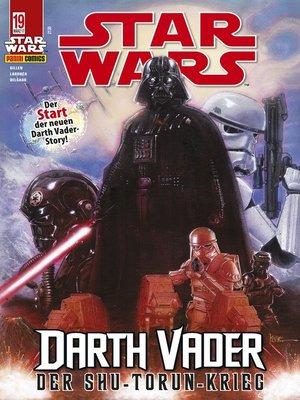 cover image of Star Wars (Comicmagazin 19)--Der Shu-Torun-Krieg