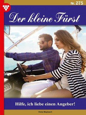 cover image of Der kleine Fürst 275 – Adelsroman
