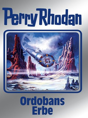 cover image of Perry Rhodan 145