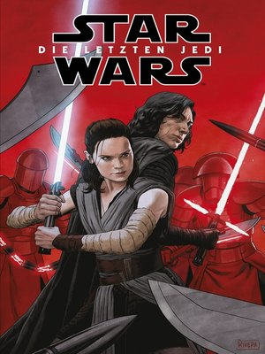 cover image of Star Wars--Die letzten Jedi
