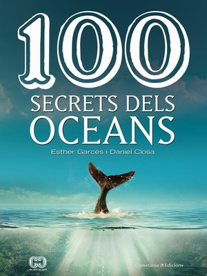 cover image of 100 secrets dels oceans