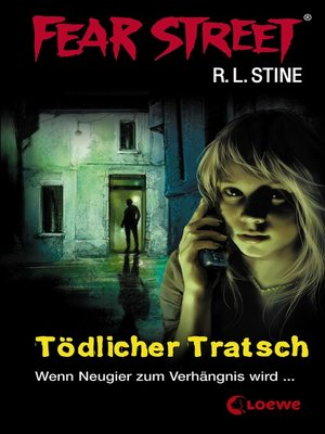 cover image of Tödlicher Tratsch