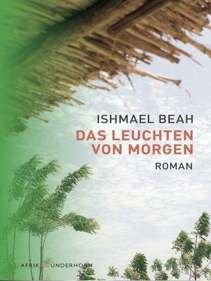 cover image of Das Leuchten von Morgen