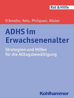 cover image of ADHS im Erwachsenenalter
