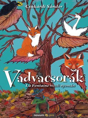 cover image of Vadvacsorák