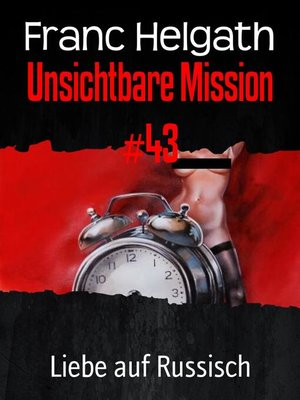 cover image of Unsichtbare Mission #43