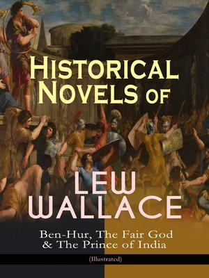 cover image of Historical Novels of Lew Wallace
