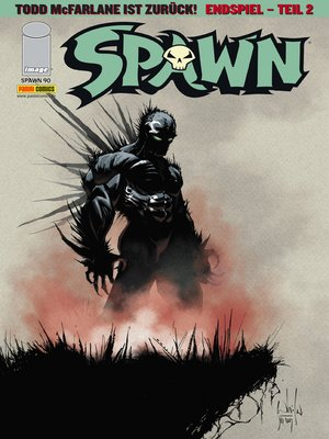 cover image of Spawn, Band 90