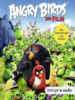 cover image of Angry Birds--Der Film