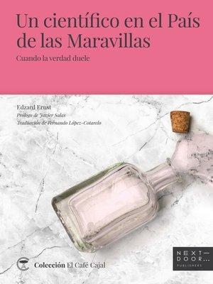 cover image of Un científico en el País de las Maravillas