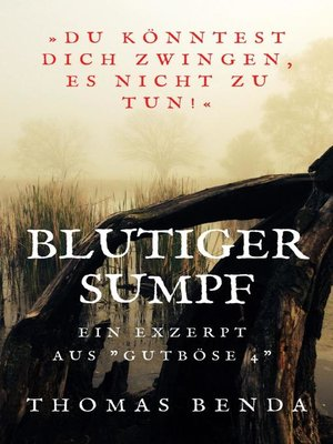 cover image of Blutiger Sumpf