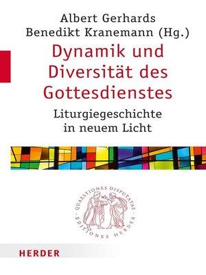 cover image of Dynamik und Diversität des Gottesdienstes