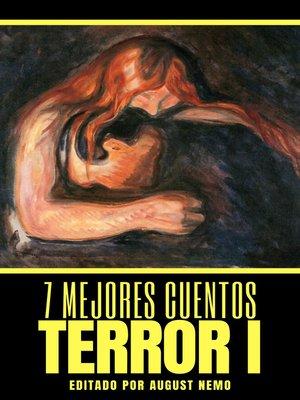 cover image of 7 mejores cuentos--Terror I
