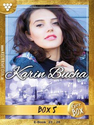 cover image of Karin Bucha Jubiläumsbox 5 – Liebesroman