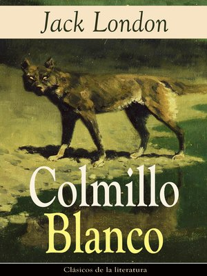 cover image of Colmillo Blanco