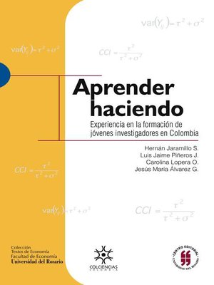 cover image of Aprender haciendo
