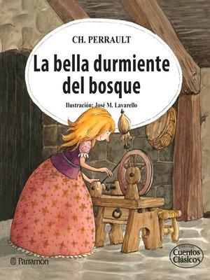 cover image of La bella durmiente del bosque
