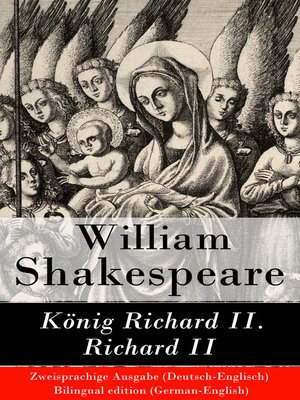 cover image of König Richard II. / Richard II--Zweisprachige Ausgabe (Deutsch-Englisch) / Bilingual edition (German-English)