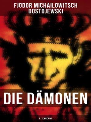 cover image of Die Dämonen (Psychokrimi)