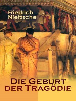 cover image of Die Geburt der Tragödie