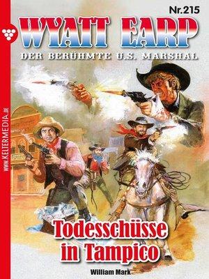 cover image of Wyatt Earp 215 – Western