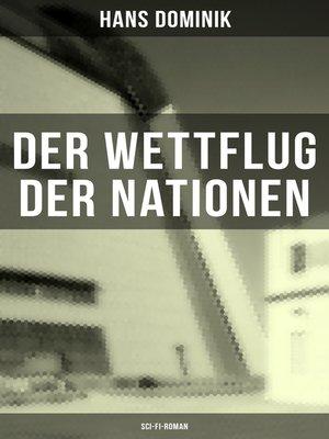 cover image of Der Wettflug der Nationen (Sci-Fi-Roman)