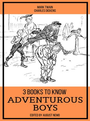 cover image of 3 books to know Adventurous Boys