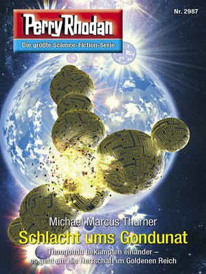 cover image of Perry Rhodan 2987